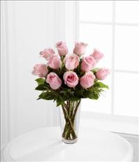 The FTD® Pink Rose Bouquet by Suinshine Florist