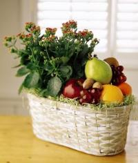 Fruits and Flowers by Suinshine Florist