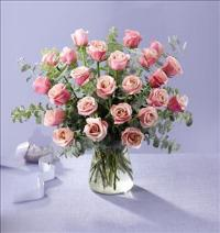 The FTD® Pink Passion™ Rose Bouquet by Suinshine Florist
