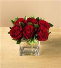 The FTD® Lush Life™ Rose Bouquet by Suinshine Florist