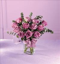 The FTD® Soft Serenade™ Rose Bouquet by Suinshine Florist