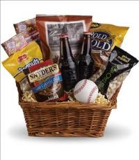 Take Me Out to the Ballgame Basket by Suinshine Florist