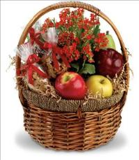Health Nut Basket by Suinshine Florist