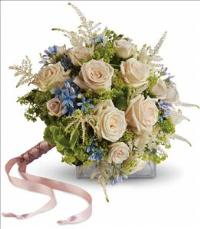 Lovely as a Rose Bouquet by Suinshine Florist