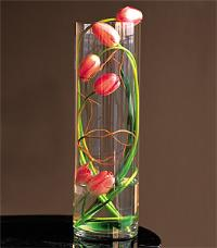 Tulip Sculpture by Suinshine Florist