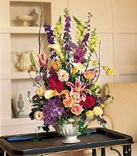 Upscale Arrangement by Suinshine Florist