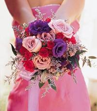 Maid of Honor Bouquet by Suinshine Florist